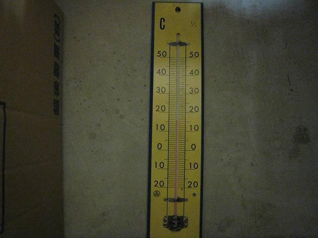 床下温度は16度なんです。