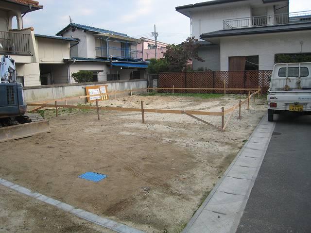 project T  水盛り・遣り方