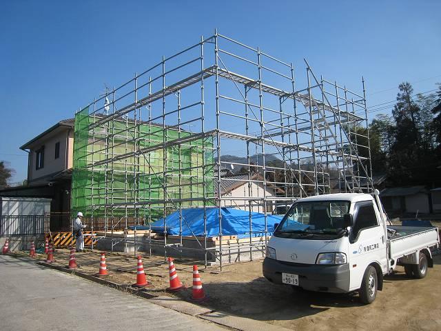 鹿田原の家